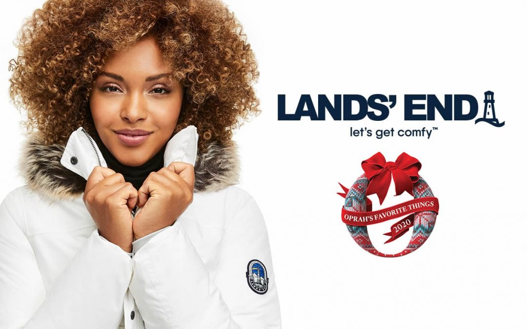 Land's End Expedition Parka makes Oprah's List of Favorite Things for 2020
