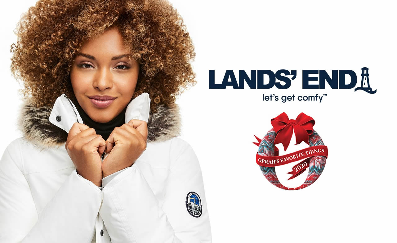 Oprah's Favorite Things 2020 - Land's End Expedition Parka
