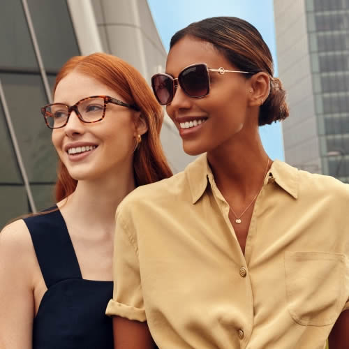 Save up to 50% on Lenses at LensCrafters