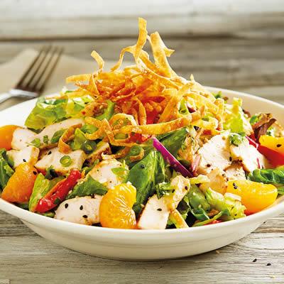 BJ's Enlightened Asian Chopped Salad