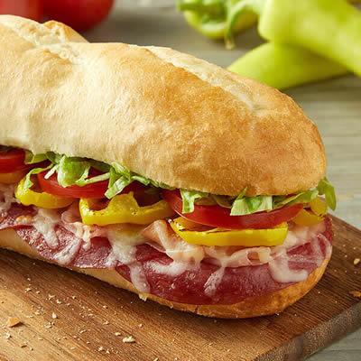 Donatos Big Don Italian Sub