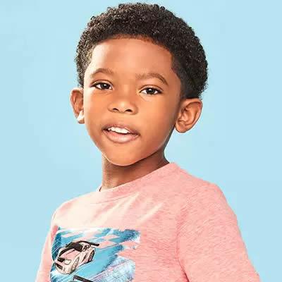Carter's Kids Boy's Shirt