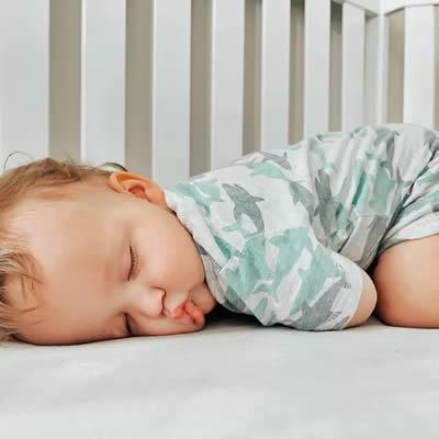 Carter's Jumper Sleeping Baby
