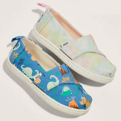 DSW TOMS Kid's Shoes