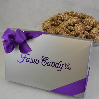 Fawn Candy Co. Almond Butter Toffee