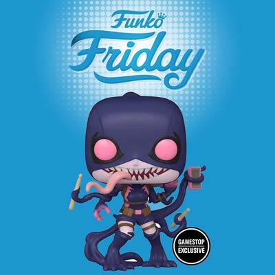 Funko Friday at GameStop