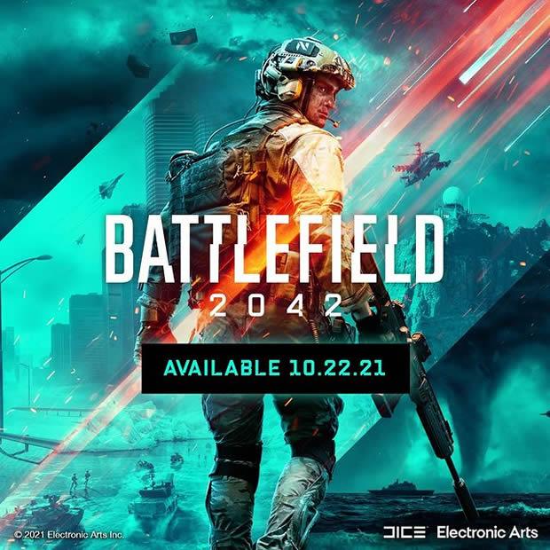 Pre-Order Battlefield 2042 at GameStop