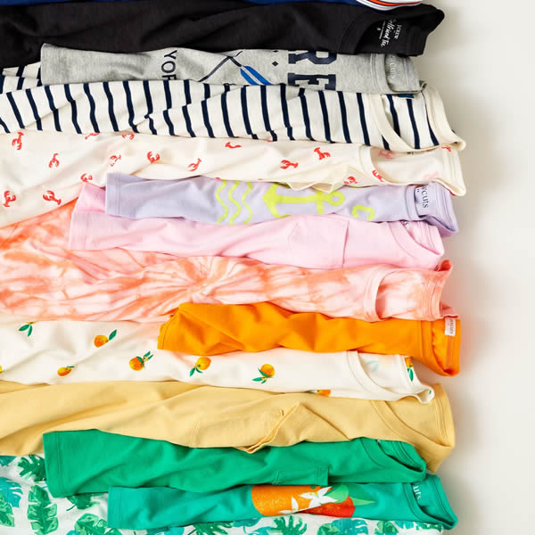 Tons of New Tees at J.Crew Factory Rookwood