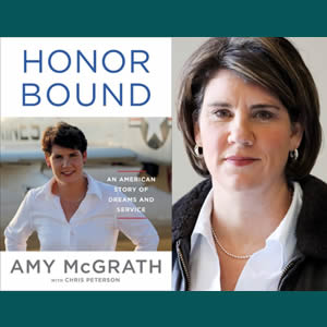 Amy McGrath, Author of Honor Bound at Joseph Beth Rookwood Commons & Pavilion
