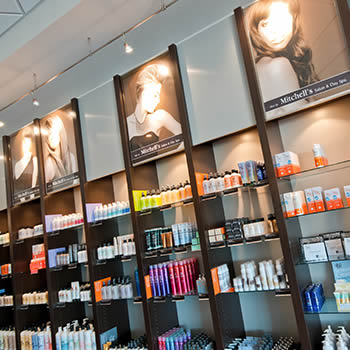 Mitchell's Salon & Day Spa Styling Products