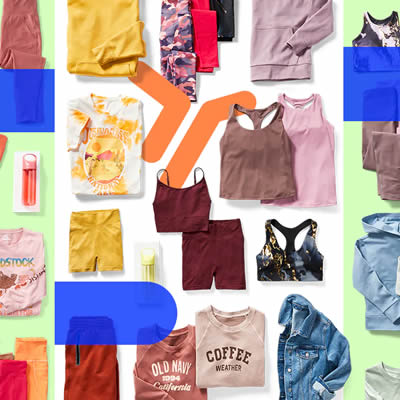 Old Navy Offers an Array of Activewear