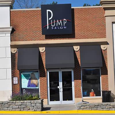 Pump Salon at Rookwood Commons & Pavilion in Cincinnati, OH