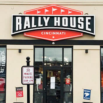 Rally House at Rookwood Commons & Pavilion