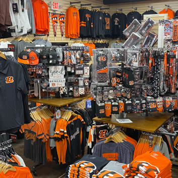 Rally House Rookwood Bengals Gear
