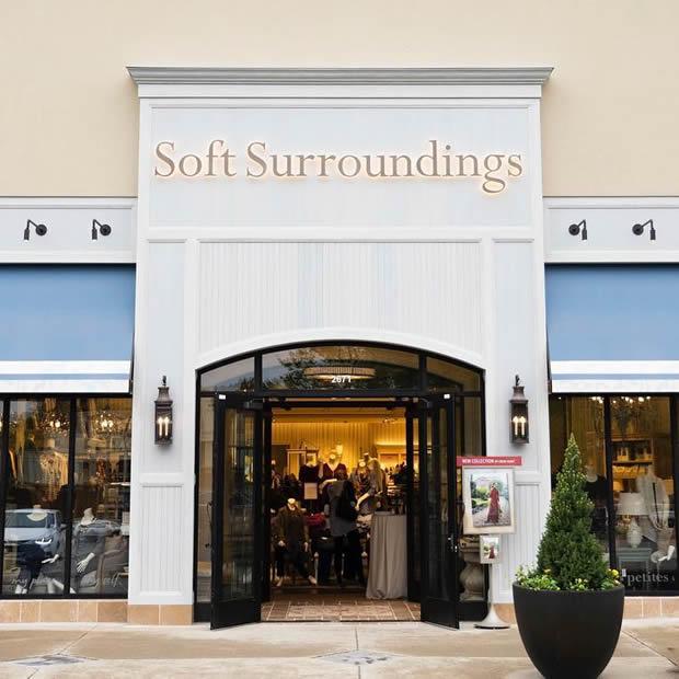 Soft Surroundings at Rookwood Commons & Pavilion in Cincinnati, OH