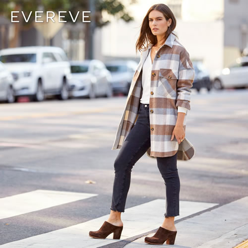 The Shacket (aka, shirt + jacket): this season's most valuable layer, and a style prerequisite for fall. Stop in to @evereveofficial and get styled in the hottest new trends.