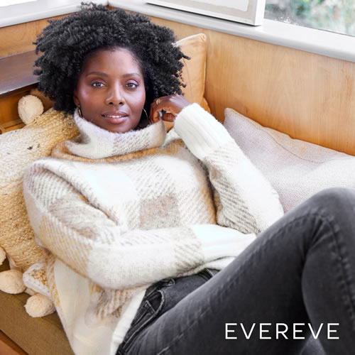 A must for fall: cozy statement sweaters ✔️Stop in to @evereveofficial to get styled in the hottest trends of the season.