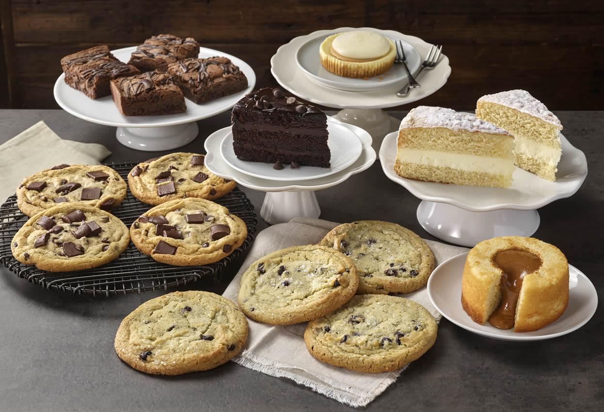 Boston Market Desserts