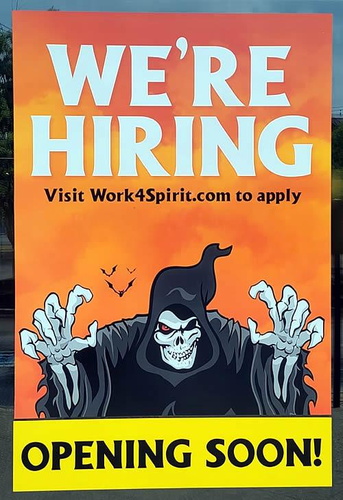 Spirit Halloween at Rookwood Commons Now Hiring