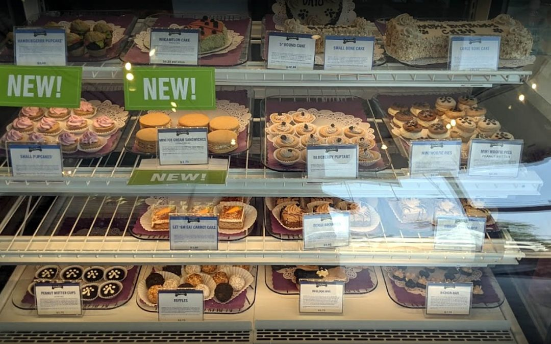 Three Dog Bakery at Rookwood Commons & Pavilion in Cincinnati, OH